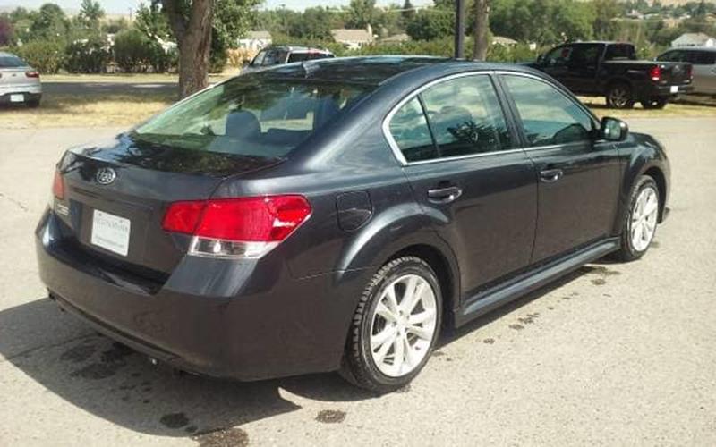 2013 Subaru Legacy 2.5i Limited AWD 4dr Sedan - Livingston MT