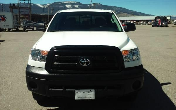 2013 Toyota Tundra Grade 4x4 4dr Double Cab Pickup LB (5.7L V8) - Livingston MT