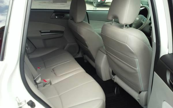 2013 Subaru Forester AWD 2.5X Limited 4dr Wagon - Livingston MT