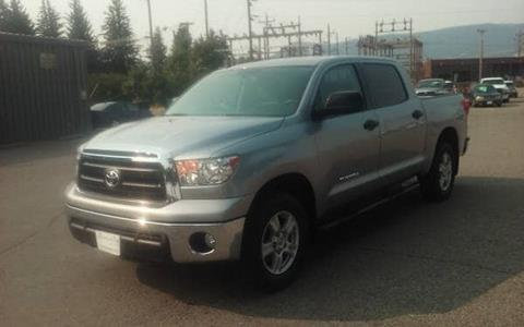 2013 Toyota Tundra for sale in Livingston, MT