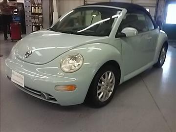 2005 Volkswagen New Beetle for sale in Livingston, MT