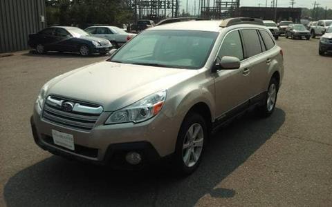 2014 Subaru Outback for sale in Livingston, MT
