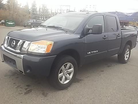 2015 Nissan Titan for sale in Livingston, MT