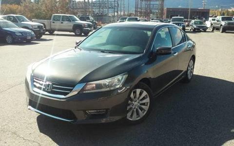 2013 Honda Accord for sale in Livingston, MT