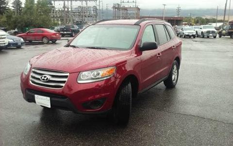 2012 Hyundai Santa Fe for sale in Livingston, MT