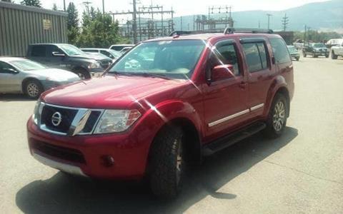 2010 Nissan Pathfinder for sale in Livingston, MT