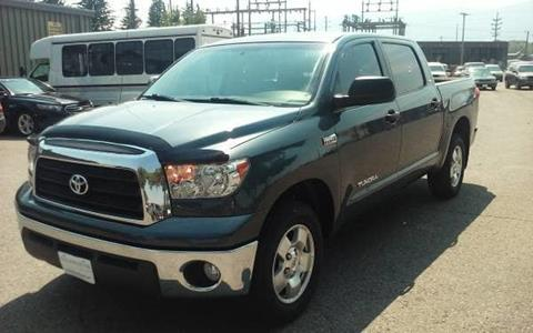 2007 Toyota Tundra for sale in Livingston, MT