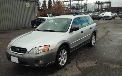 2007 Subaru Outback for sale in Livingston, MT