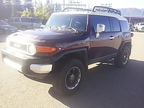 2007 Toyota FJ Cruiser for sale in Livingston, MT
