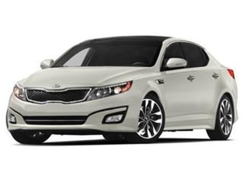 2014 Kia Optima for sale in Livingston, MT