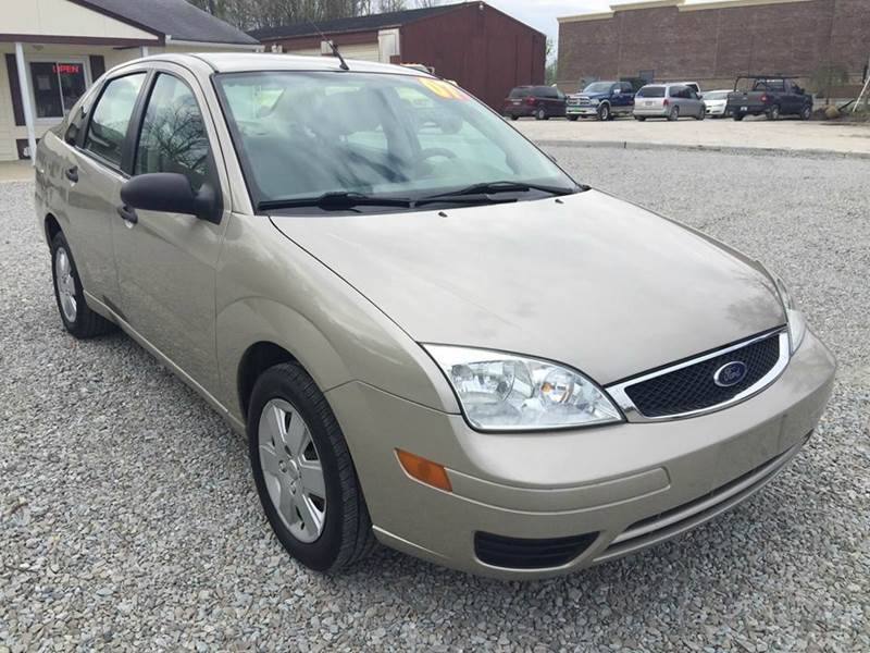 2007 ford focus zx4 se 4dr sedan in carmel in automax. Black Bedroom Furniture Sets. Home Design Ideas