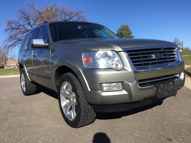 Ford explorer for sale in colorado for Sal s motor corral durango co