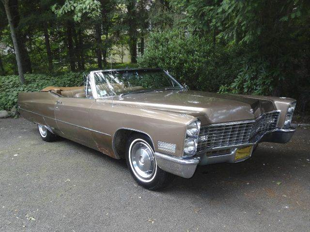 1967 cadillac deville in rockaway nj marcella cars. Cars Review. Best American Auto & Cars Review