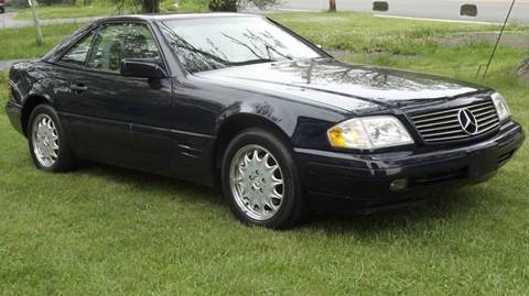 1996 Mercedes-Benz SL-Class for sale in Rockaway, NJ