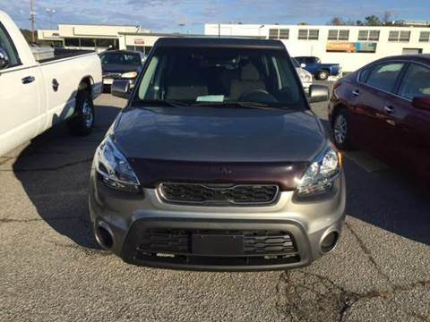 2013 Kia Soul for sale in Durham, NC