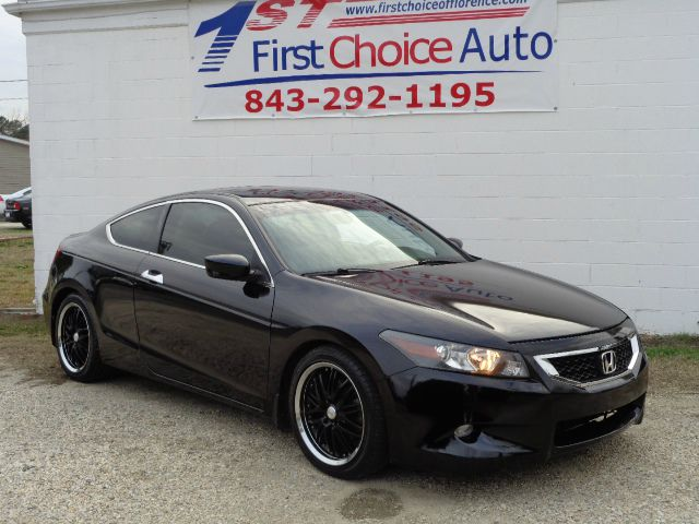 used 2009 honda accord ex l v6 in florence sc at first choice auto. Black Bedroom Furniture Sets. Home Design Ideas
