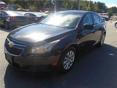 2011 Chevrolet Cruze for sale in Swansea, MA