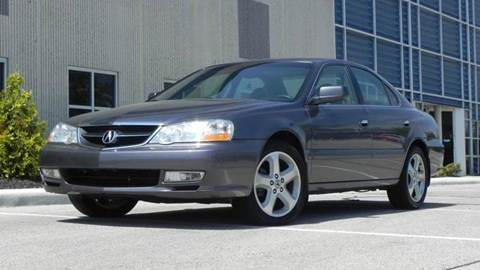 2003 Acura TL for sale in Swansea, MA