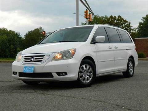 2008 Honda Odyssey for sale in Swansea, MA