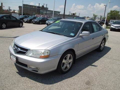 2002 Acura TL for sale in Swansea, MA
