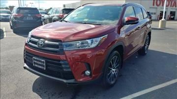 2017 Toyota Highlander for sale in Chester, VA