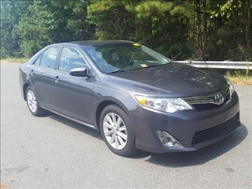 2013 Toyota Camry for sale in Chester, VA