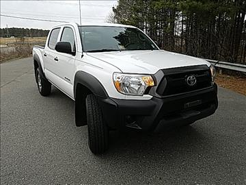 2012 Toyota Tacoma for sale in Chester, VA