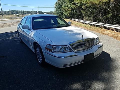 2005 Lincoln Town Car for sale in Chester, VA