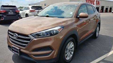 2016 Hyundai Tucson for sale in Chester, VA