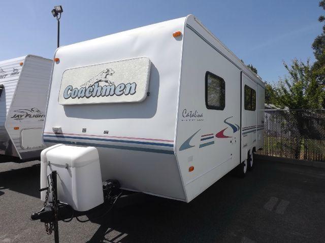 2000 Coachmen Catalina 26'