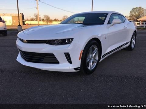 2017 Chevrolet Camaro for sale in Salem, IL