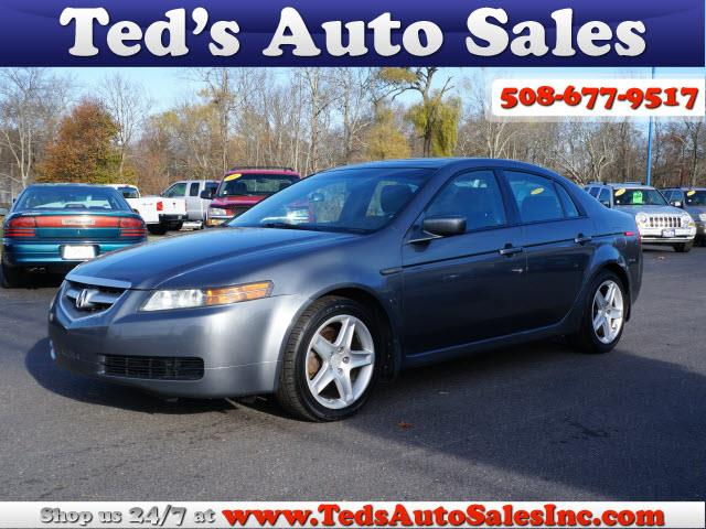 Acura Tl Used Cars For Sale Carsforsale Com