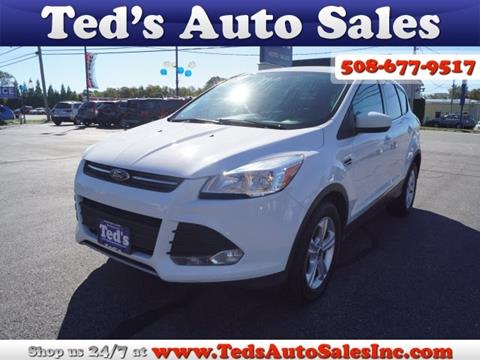 2014 Ford Escape for sale in Somerset, MA