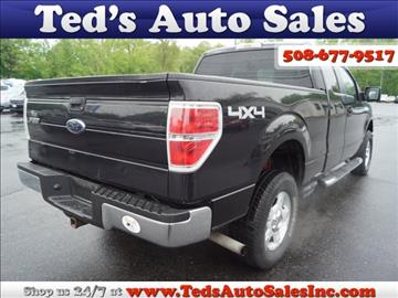 2010 Ford F-150 for sale in Somerset, MA