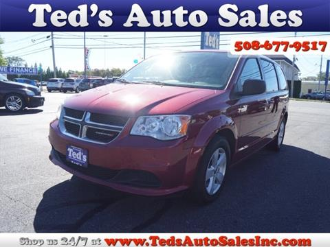 2014 Dodge Grand Caravan for sale in Somerset, MA