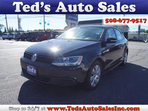 2014 Volkswagen Jetta for sale in Somerset, MA