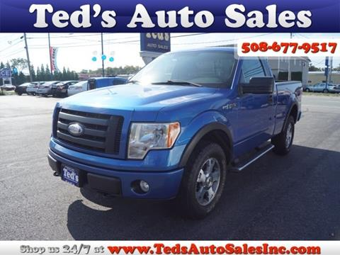 2009 Ford F-150 for sale in Somerset, MA