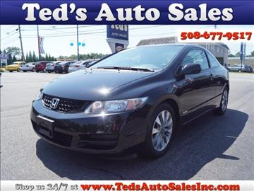 2011 Honda Civic for sale in Somerset, MA