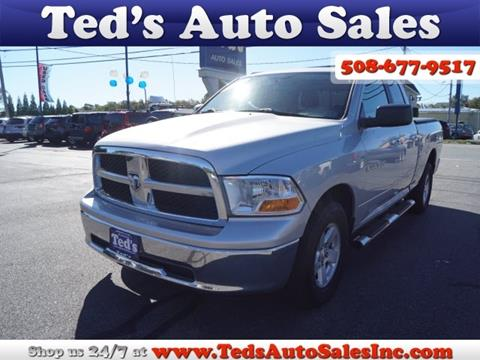 2011 RAM Ram Pickup 1500 for sale in Somerset, MA