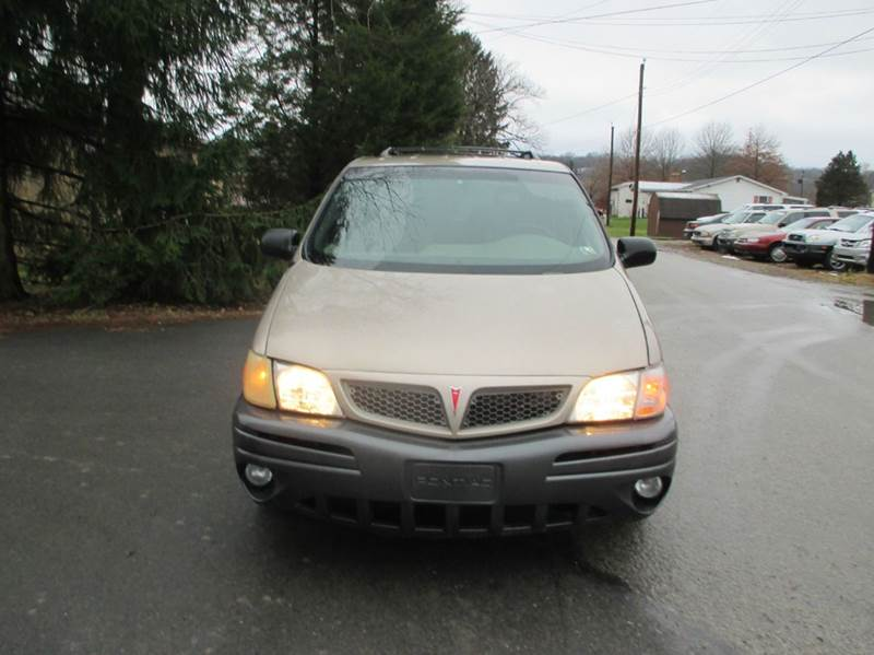 2002 pontiac montana fwd value 4dr mini van in homer city. Black Bedroom Furniture Sets. Home Design Ideas
