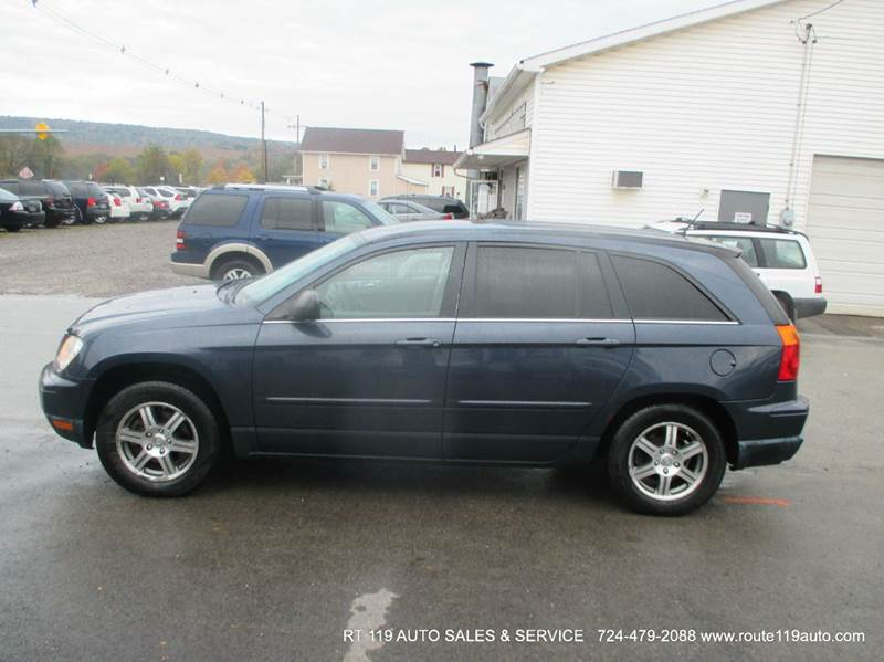 2008 chrysler pacifica awd touring 4dr wagon in homer city. Black Bedroom Furniture Sets. Home Design Ideas