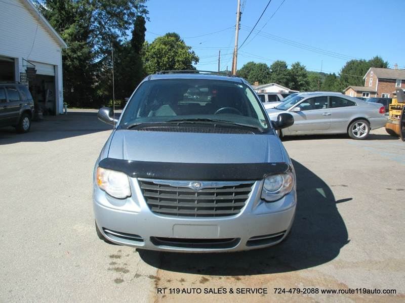 2005 chrysler town and country touring 4dr extended mini van in homer city pa route 119 auto. Black Bedroom Furniture Sets. Home Design Ideas