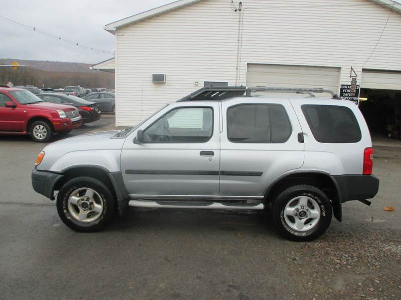 2001 nissan xterra 4dr se 4wd suv in homer city pa route. Black Bedroom Furniture Sets. Home Design Ideas