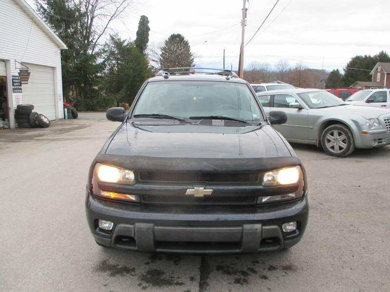 2005 chevrolet trailblazer ext lt 4wd 4dr suv in homer city pa route 119 auto sales svc. Black Bedroom Furniture Sets. Home Design Ideas
