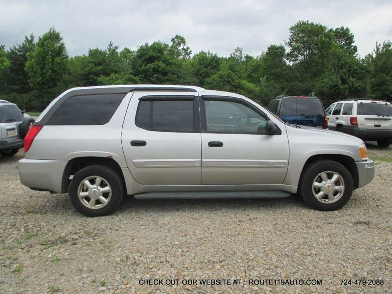 Hi Lo Auto Sales >> 2004 Gmc Envoy Xuv SLT 4WD 4dr SUV In Homer City PA - ROUTE 119 AUTO SALES & SVC