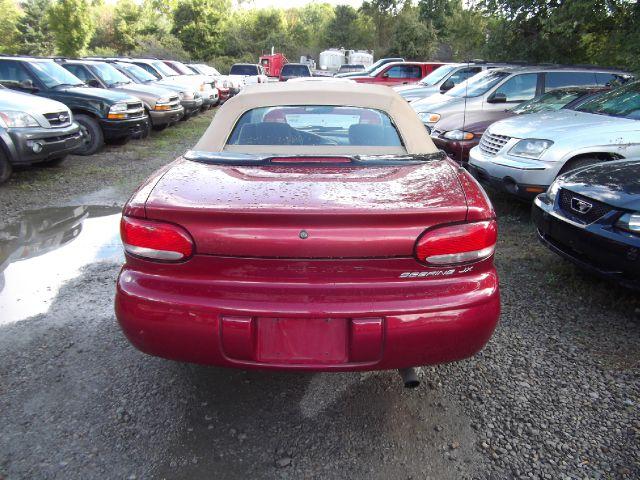 1996 Chrysler Sebring