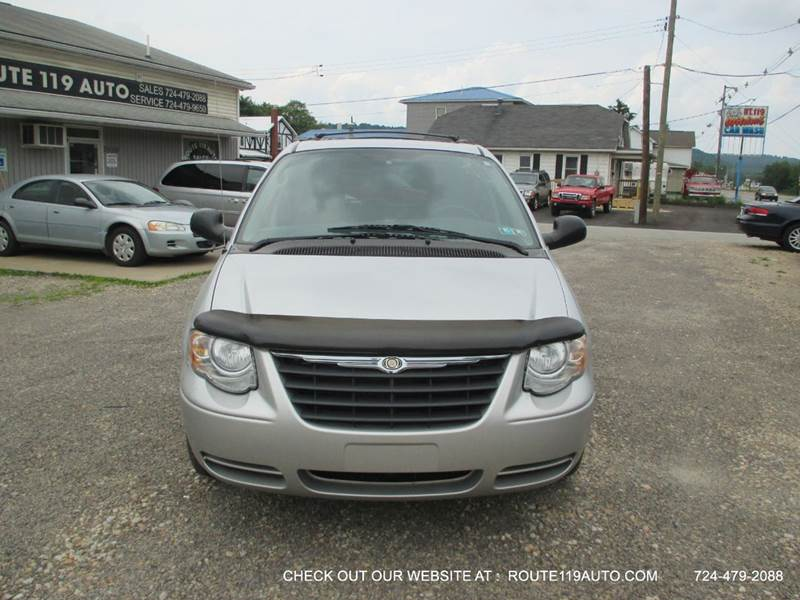 2006 chrysler town and country touring 4dr extended mini van in homer city johnstown pittsburgh. Black Bedroom Furniture Sets. Home Design Ideas