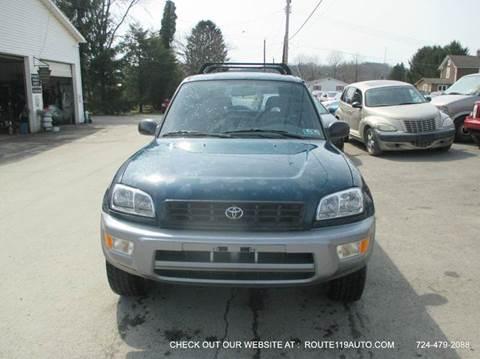 2000 Toyota RAV4
