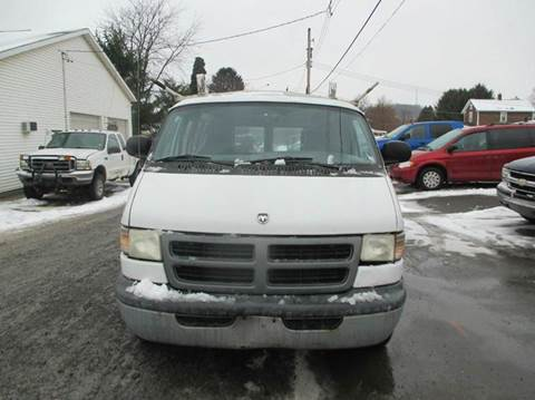 1999 Dodge Ram Van for sale in Homer City, PA