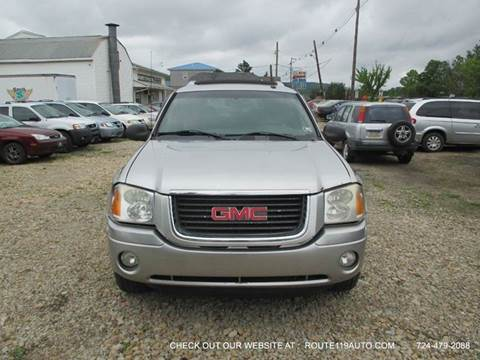 gmc envoy xuv for sale pennsylvania. Black Bedroom Furniture Sets. Home Design Ideas